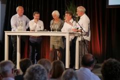 Verabschiedung OB Werner Spec in Ludwigsburg. Fotos: Uwe Roth