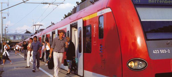 Schienenverkehr:  Im Stuttgarter Netz drohen Probleme