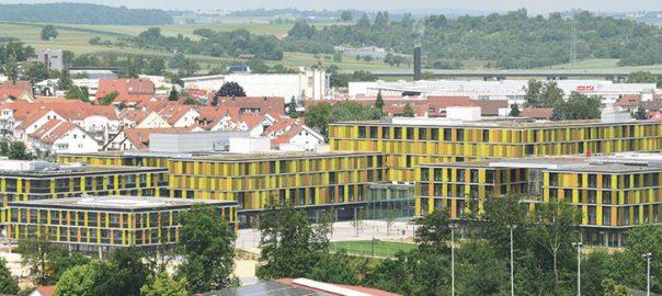 Klinikum Winnenden. Foto: Rems-Murr-Kliniken
