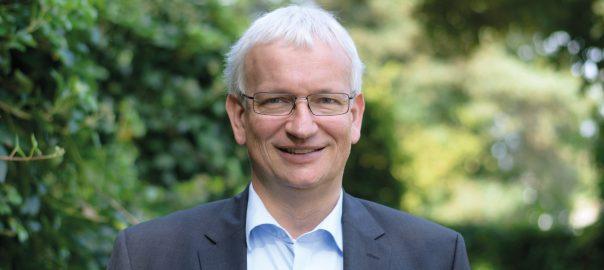 Jürgen Resch, Bundesgeschäftsführer der Deutschen Umwelthilfe (DUH), fordert Diesel-Fahrverbot für Stuttgart. Foto: DUH