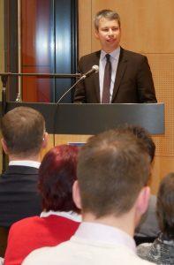 Bundestagsabgeordneter Steffen Bilger CDU). Foto: Uwe Roth