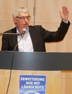 Landtagsabgeordneter Jürgen Walter Grüne). Foto: Uwe Roth
