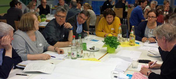 Versammlung Bezirkssynode Besigheim. Foto: Uwe Roth