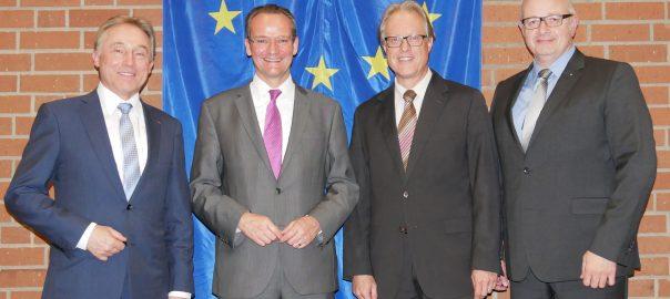 Krichbaum: In Sorge um die Zukunft der EU