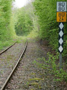 Bahnstrecke zwischen Markgröningen und Ludwigsburg soll reaktiviert werden. Foto: Uwe Roth