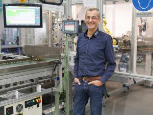 Geschäftsführer Jürgen Holz. Foto: Uwe Roth