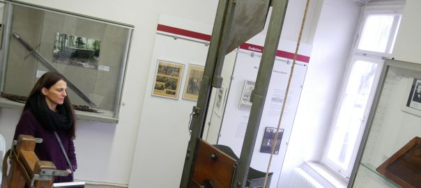 Strafvollzugsmuseum Ludwigsburg. Foto: Uwe Roth