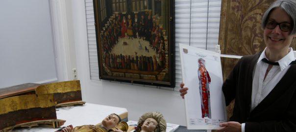 Restauratorin Monika Harter: Hüterin der Kunst im Alten Schloss von Stuttgart