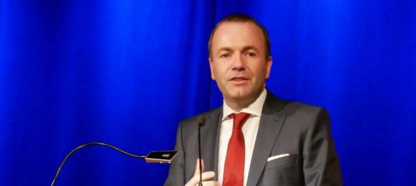 Europawahl: Manfred Weber warnt vor Populismus