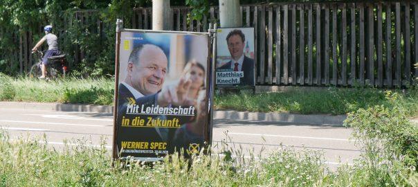 Ludwigsburgs OB zieht über Parteien her