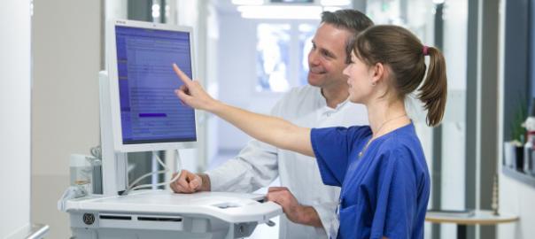 Auf dem Weg zur digitalen Patientenakte
