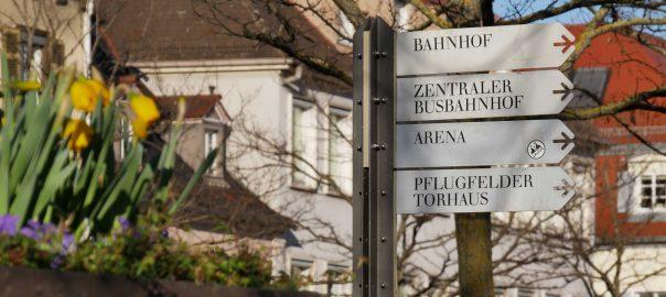 Ludwigsburg: Digitalisierung soll Fußgängern zugute kommen