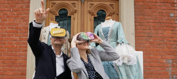 Virtuelle Stadtbesichtigung in Ludwigsburg. Foto: Uwe Roth