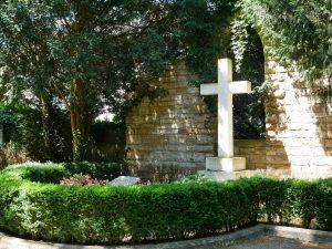 Grabstätte des letzten Königs von Württemberg auf dem Alten Friedhof in Ludwigsburg. Foto: Uwe Roth